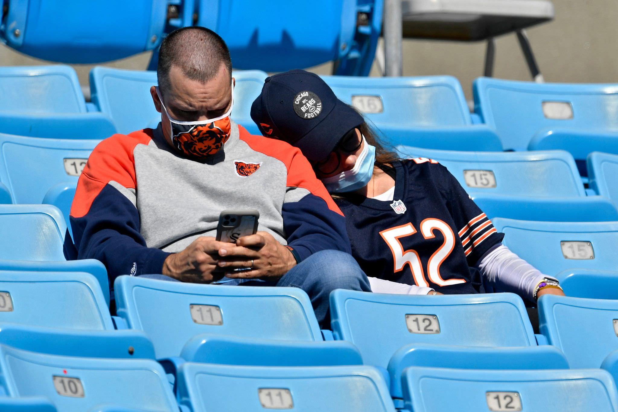 O caminho para o 5-1 nunca é fácil na NFL.  Então, por que Chicago está tão ansioso e cético sobre o início impressionante dos Bears?