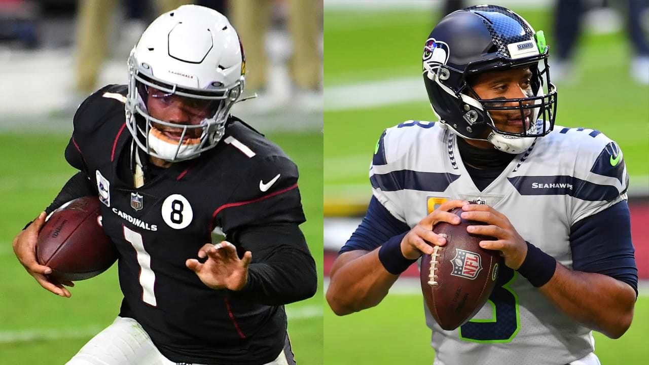 Estatísticas e registros da NFL, Semana 7: Kyler Murray e Russell Wilson fazem história juntos – NFL.com