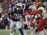 """Bill Belichick: A posição de running back é """"uma preocupação"""" – NFL.com"""