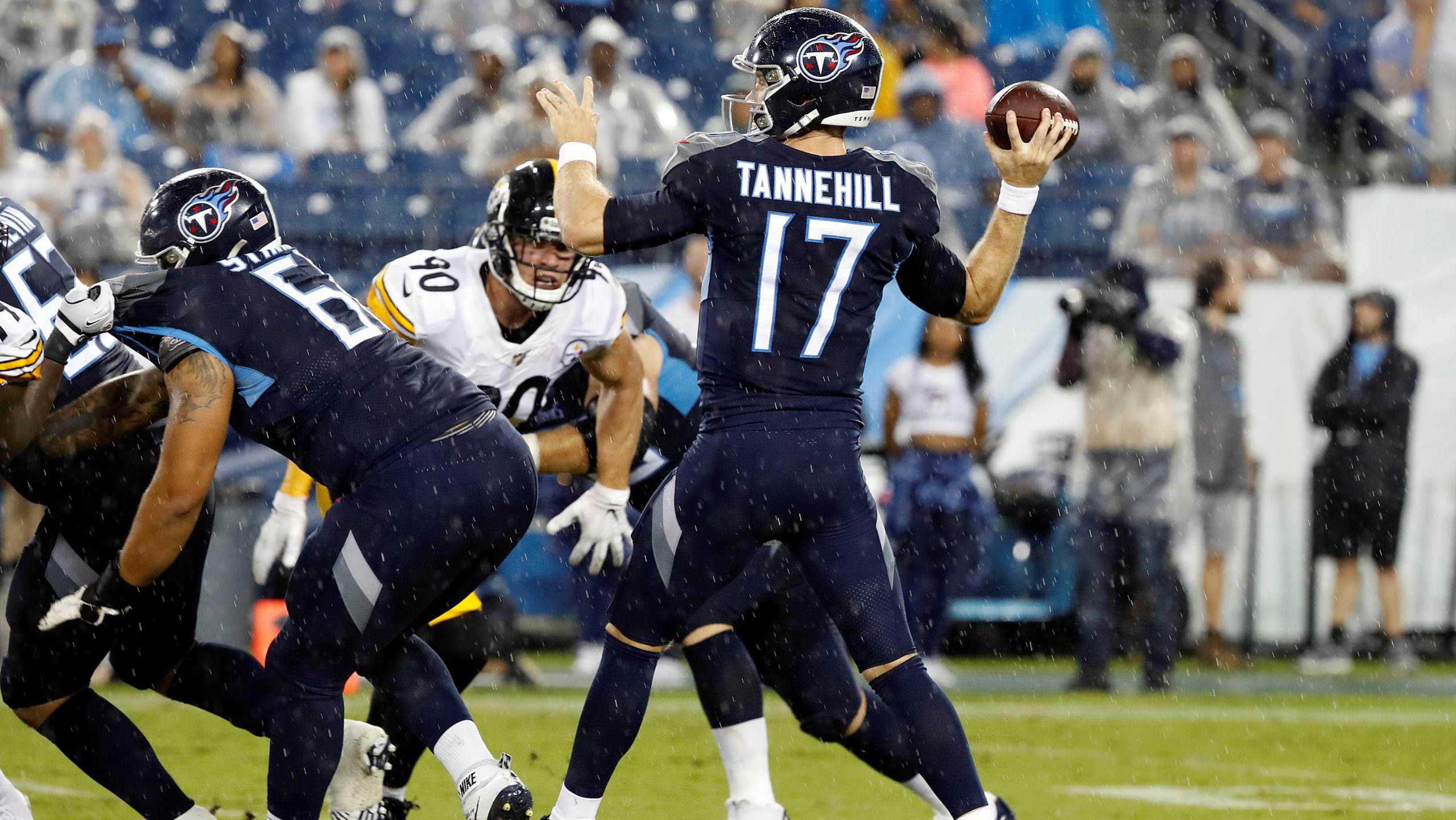 Transmissão ao vivo do Steelers vs Titans: como assistir a 7ª semana da NFL online de qualquer lugar