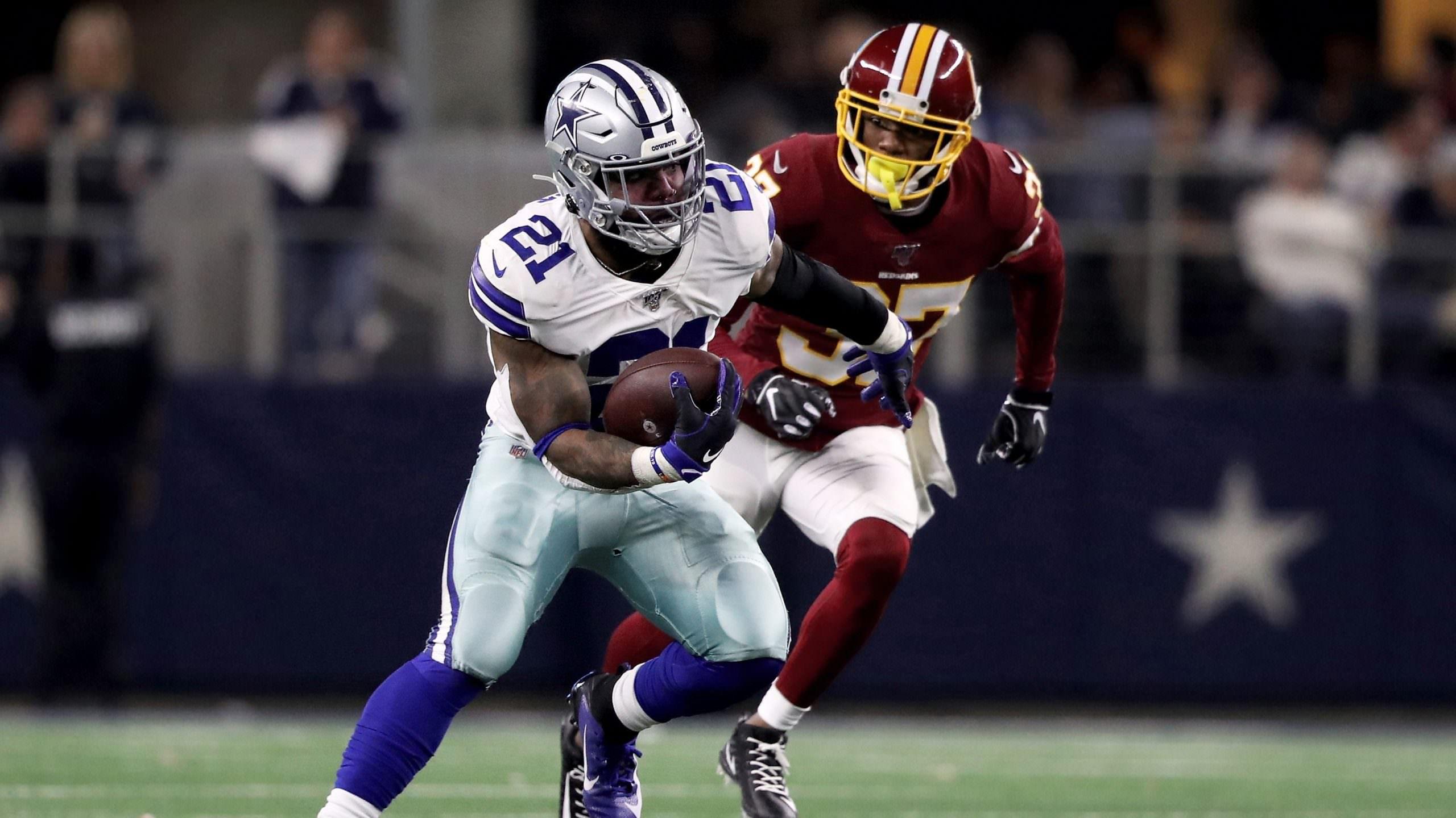 Transmissão ao vivo de Cowboys x Washington: como assistir a 7ª semana da NFL online de qualquer lugar