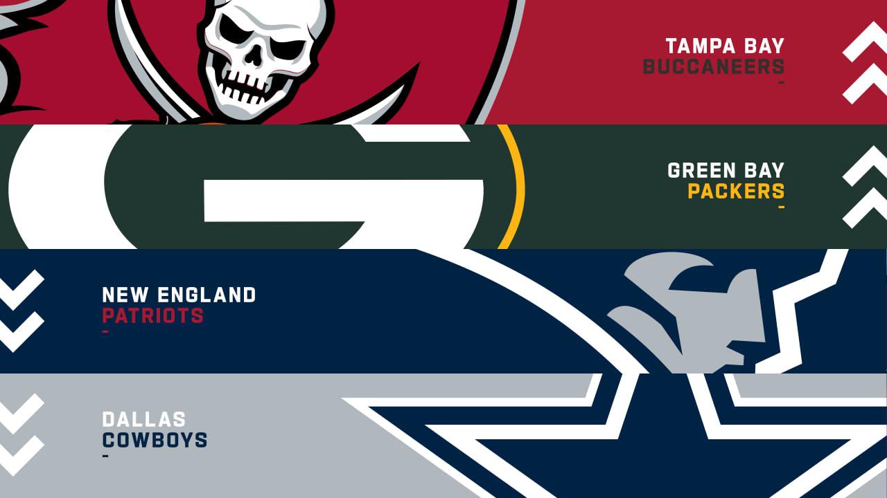 NFL Power Rankings, Semana 8: Buccaneers atingiram os três primeiros;  A queda dos cowboys continua – NFL.com