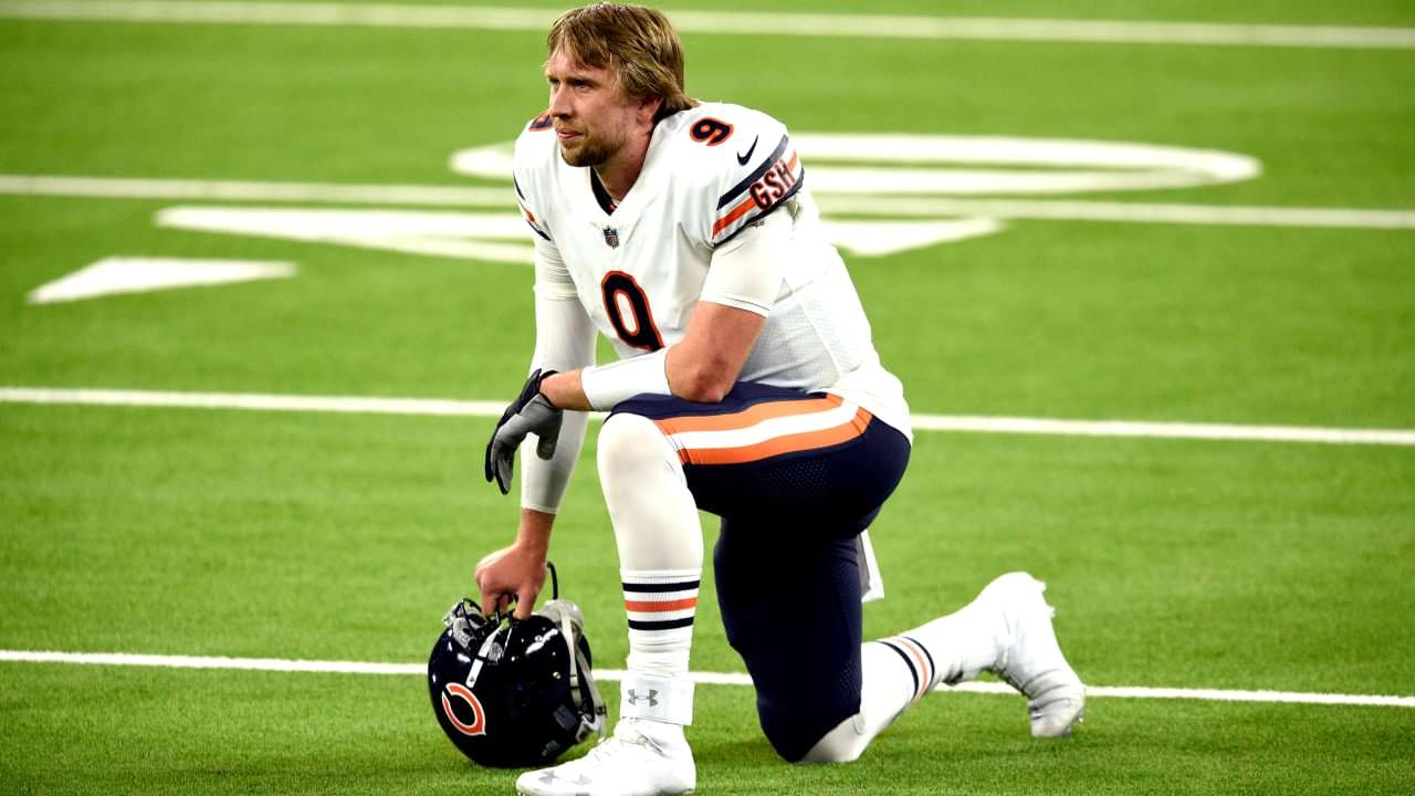 Nick Foles sobre a ofensa do Bears: 'Quem vamos ser?'  – NFL.com