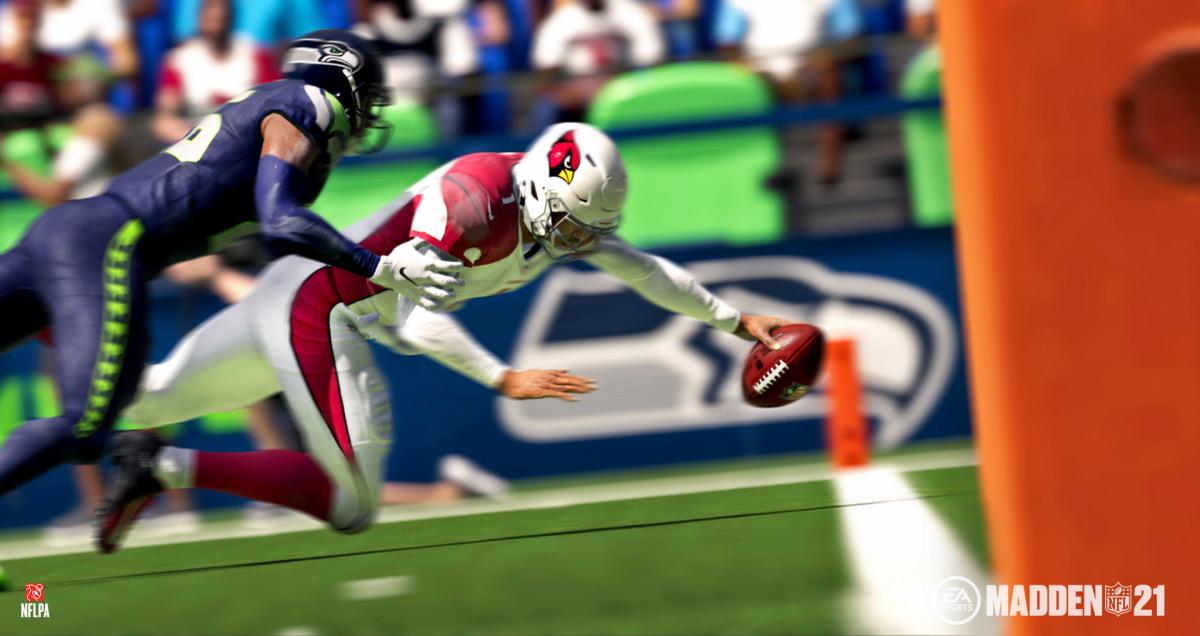 NFL despede todos os concorrentes como a melhor fonte de impressões de anúncios de videogames