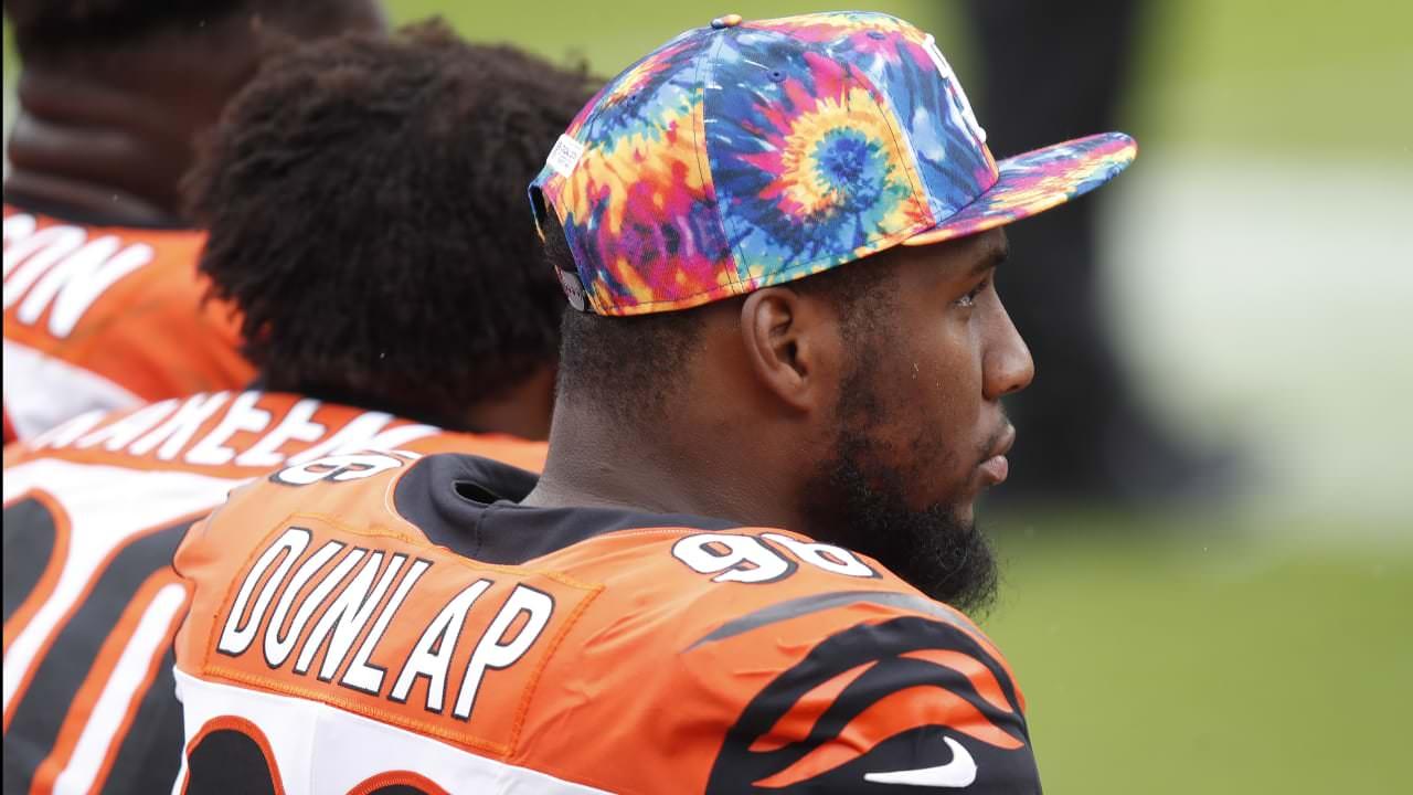 Cincinnati Bengals trocará DE Carlos Dunlap por Seattle Seahawks – NFL.com