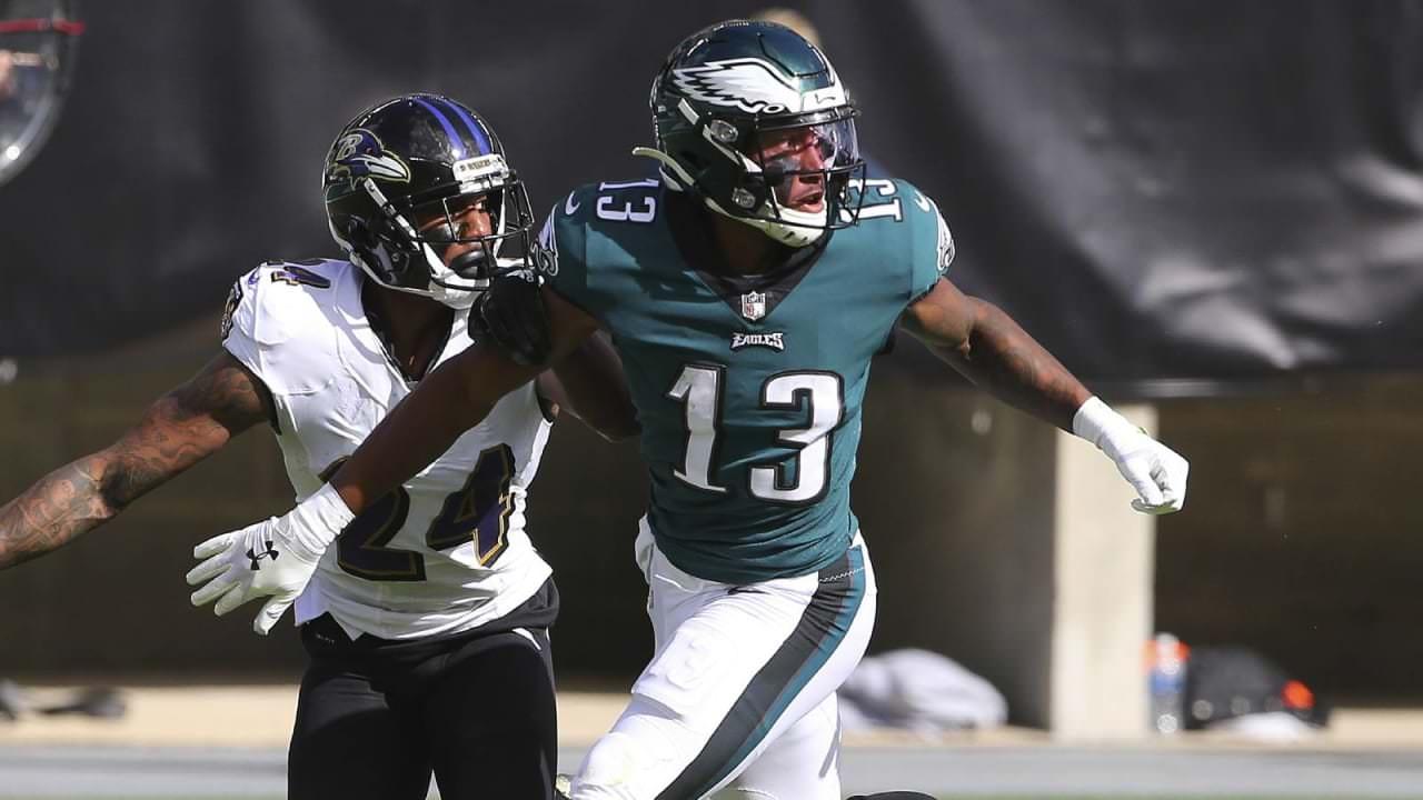NFL Fantasy Football Start 'Em, Sit' Em Semana 8: Wide receivers – NFL.com