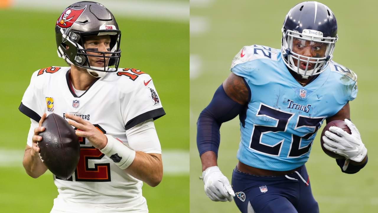 Buccaneers QB Tom Brady, Titans RB Derrick Henry entre os jogadores do mês de outubro – NFL.com