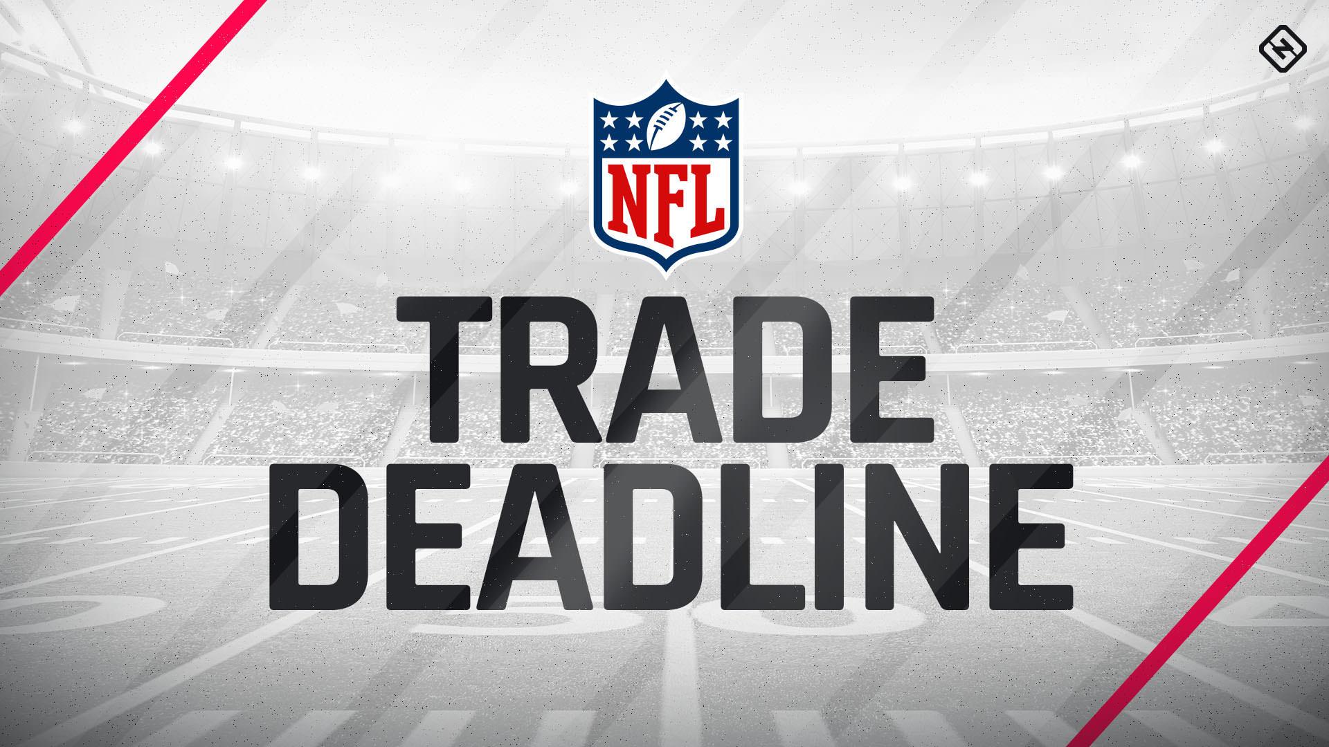 Quando é o prazo de negociação da NFL em 2020?  Data, hora, últimas notícias, rumores e principais alvos