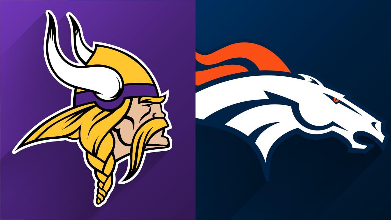Broncos e jogadores de Vikings testam positivo para COVID-19;  Os jogos de domingo permanecem inalterados – NFL.com