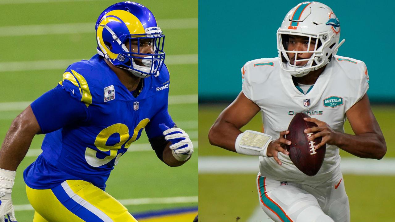 Previsões ousadas da NFL, Semana 8: Ataques à meia-noite no horário de Tua – NFL.com
