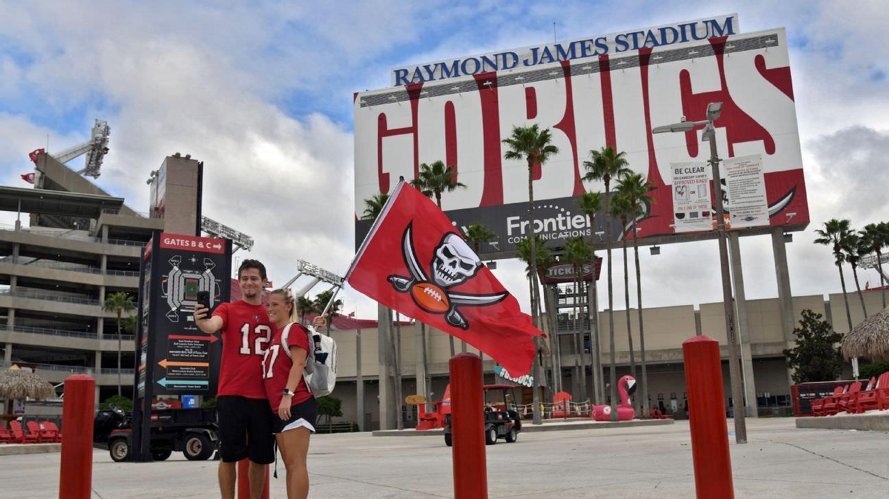 NFL planeja manter a capacidade de fãs em 20% para o SB