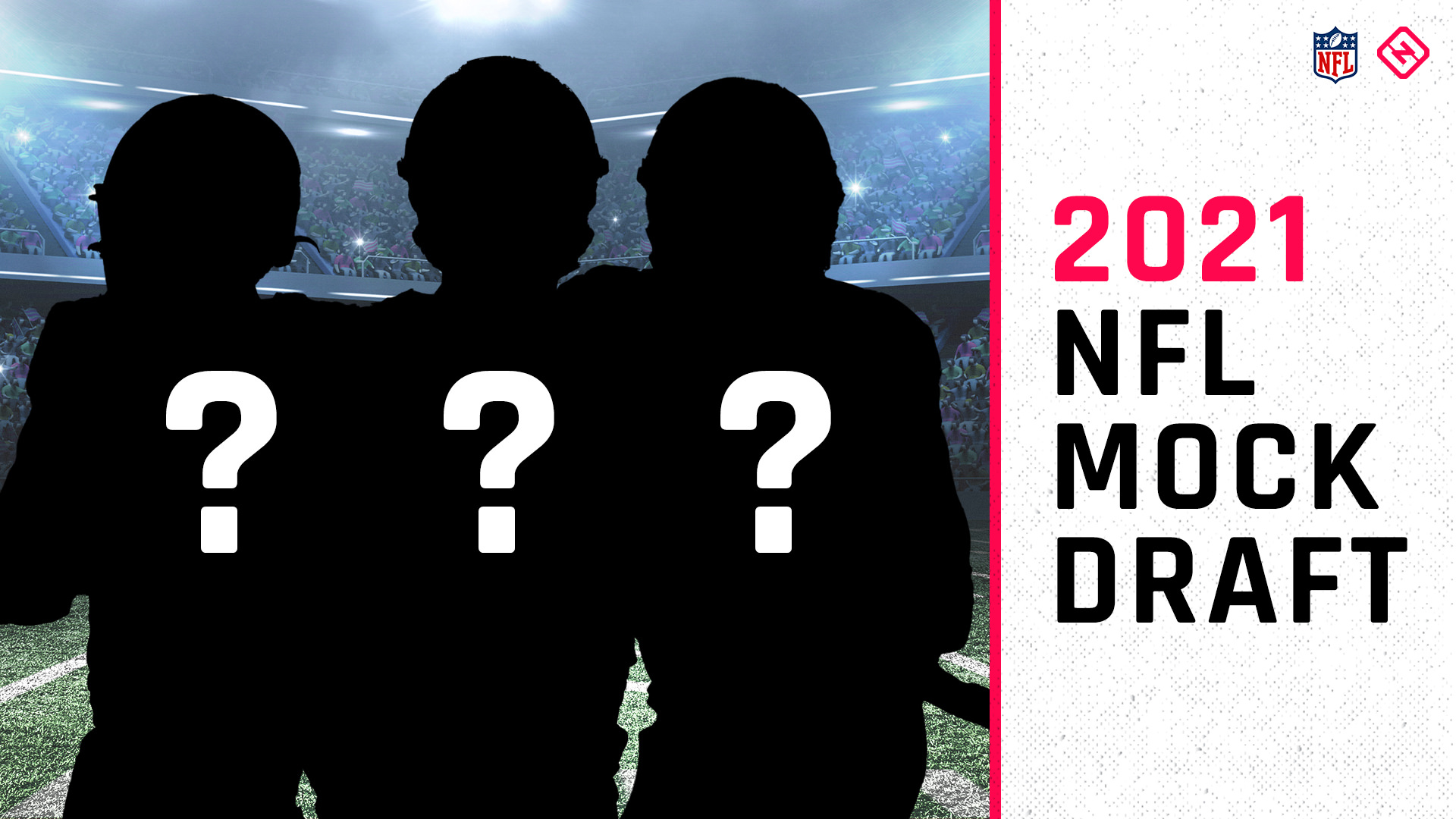 NFL mock draft 2021: Falcons perdem Justin Fields;  Panteras pousam no topo do TE;  Packers, Lions, Bears vão WR
