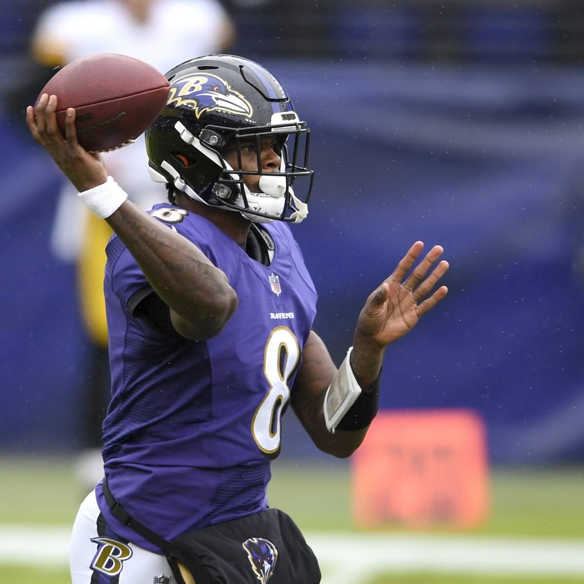 Lamar Jackson, Ravens 'Can't Just Go Out and Pass It', diz o treinador anônimo da NFL