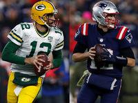Rodgers frustrado como Brady, Patriots sair vitorioso – NFL.com