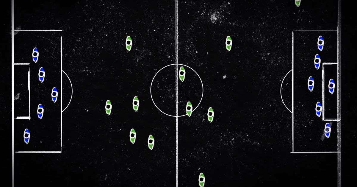 O tempo em que uma mudança inocente de regra reduziu uma partida de futebol ao caos