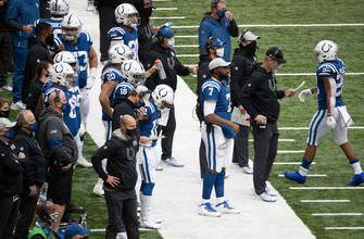 Diretrizes de máscara de aperto da NFL, expandindo a área lateral para promover melhor distanciamento
