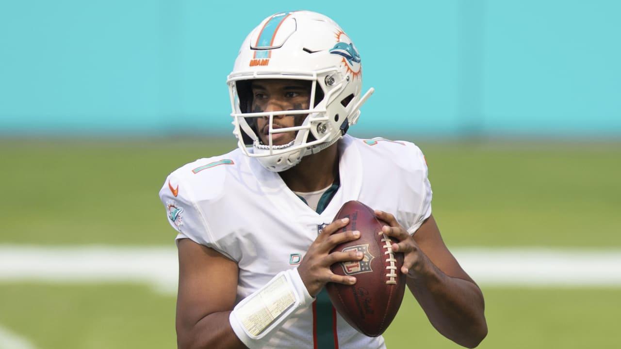 Brian Flores refuta idéia de que Miami Dolphins está fazendo teste com Tua Tagovailoa – NFL.com