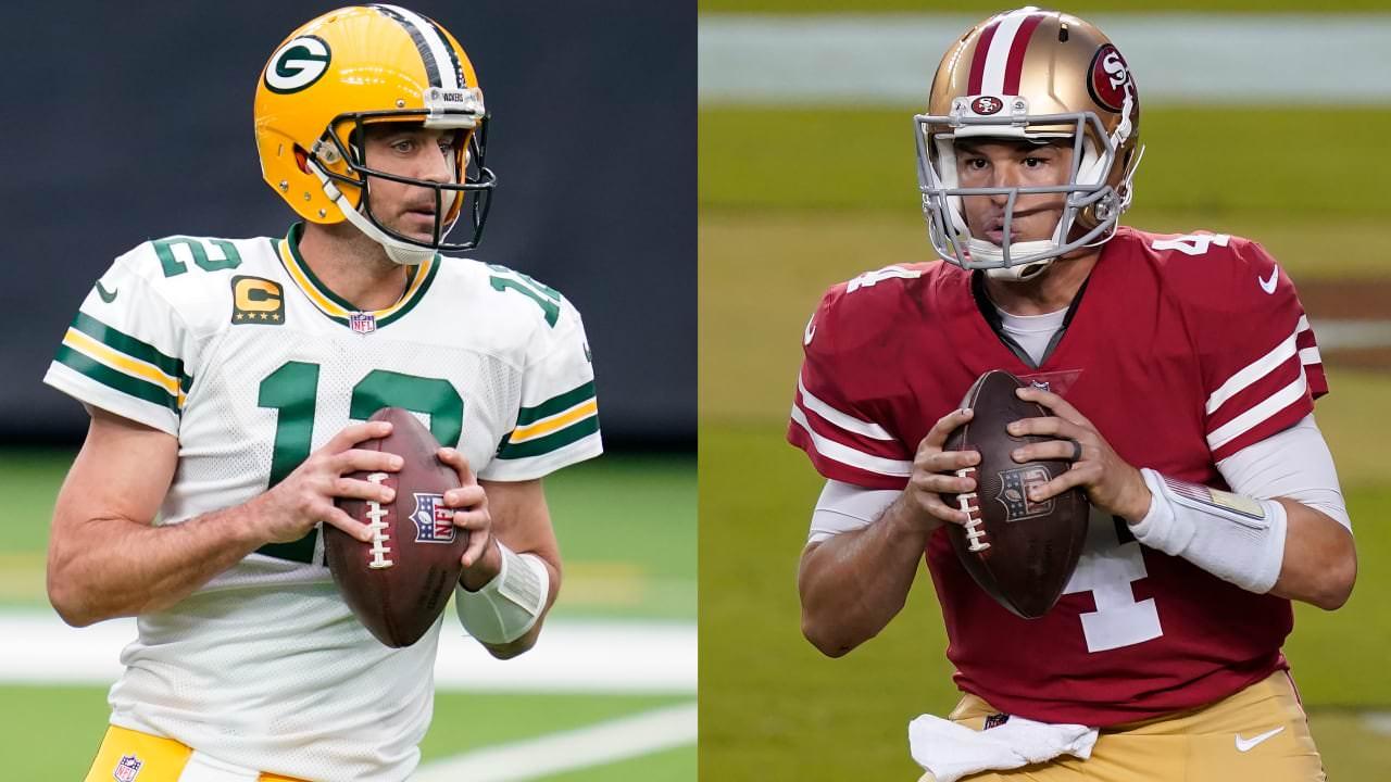 Seleção de jogos da NFL Week 9: Packers acima de 49ers;  Bucs top Saints – NFL.com