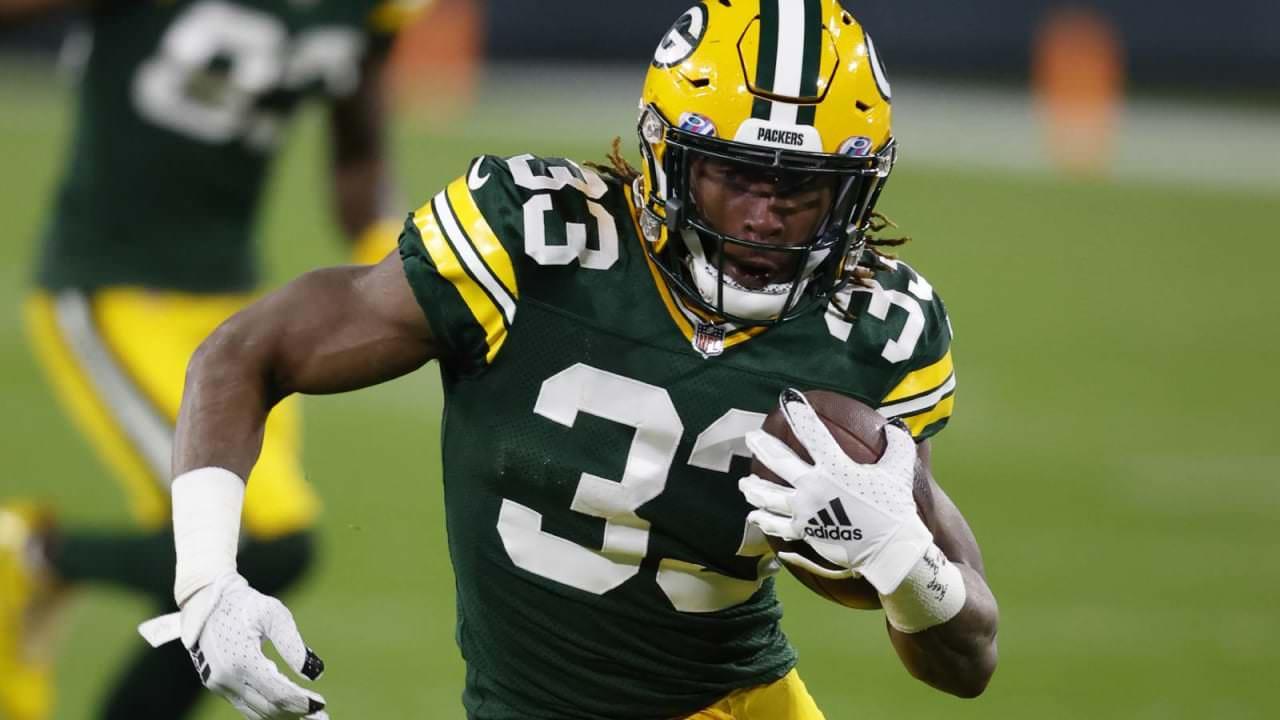 Mesmo que Packers RB Aaron Jones esteja à altura do 49ers, não espere carga de trabalho normal – NFL.com