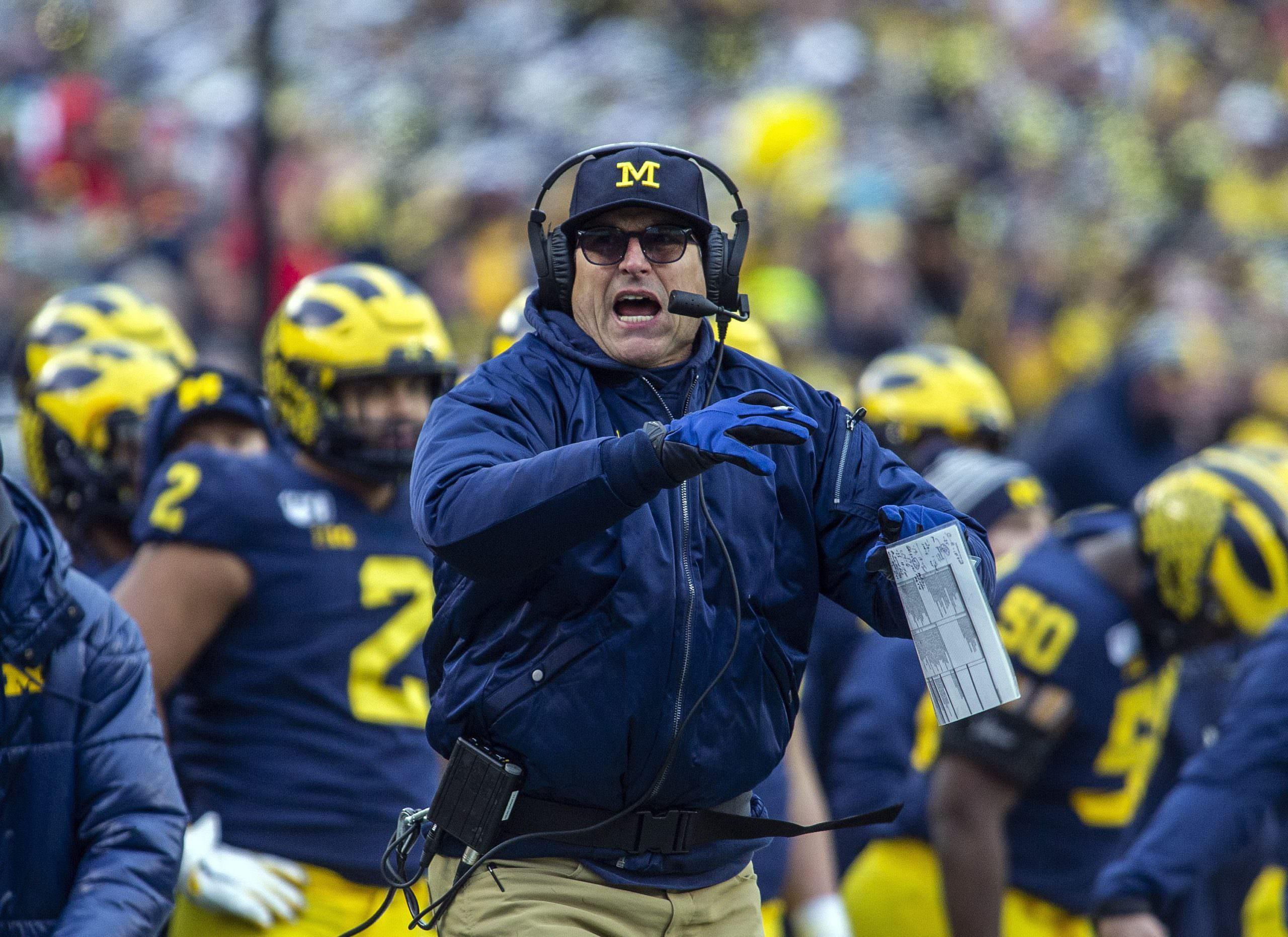 Jim Harbaugh poderia voltar para a NFL após a passagem por Michigan?  Insiders divididos em treinador em apuros