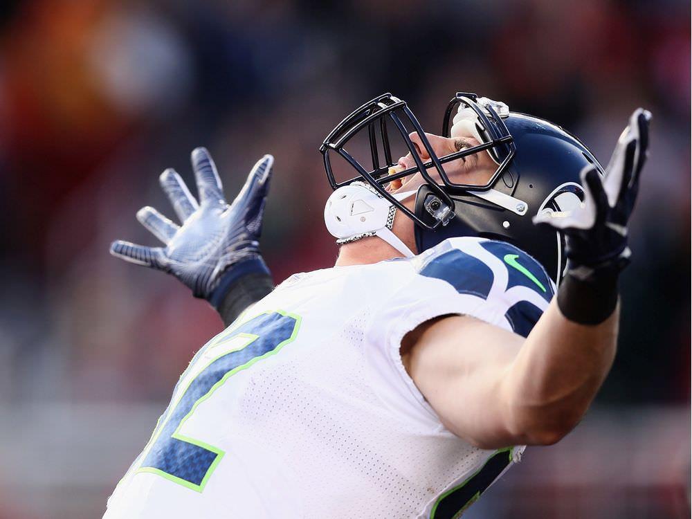 Willson de LaSalle sendo lançado por Seahawks da NFL de acordo com o relatório