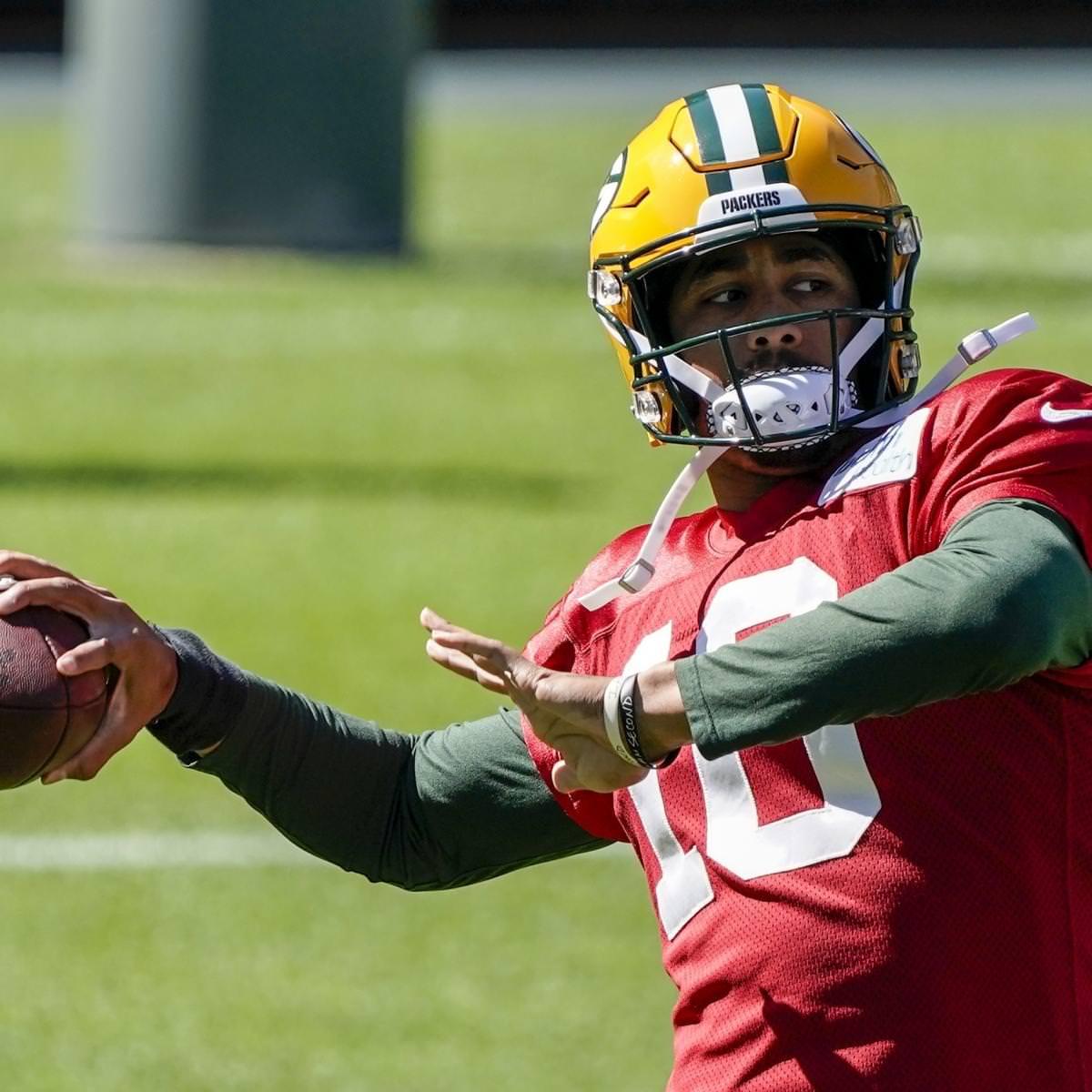Jordan Love do Packers colocado na lista COVID-19 após o jogo 49ers