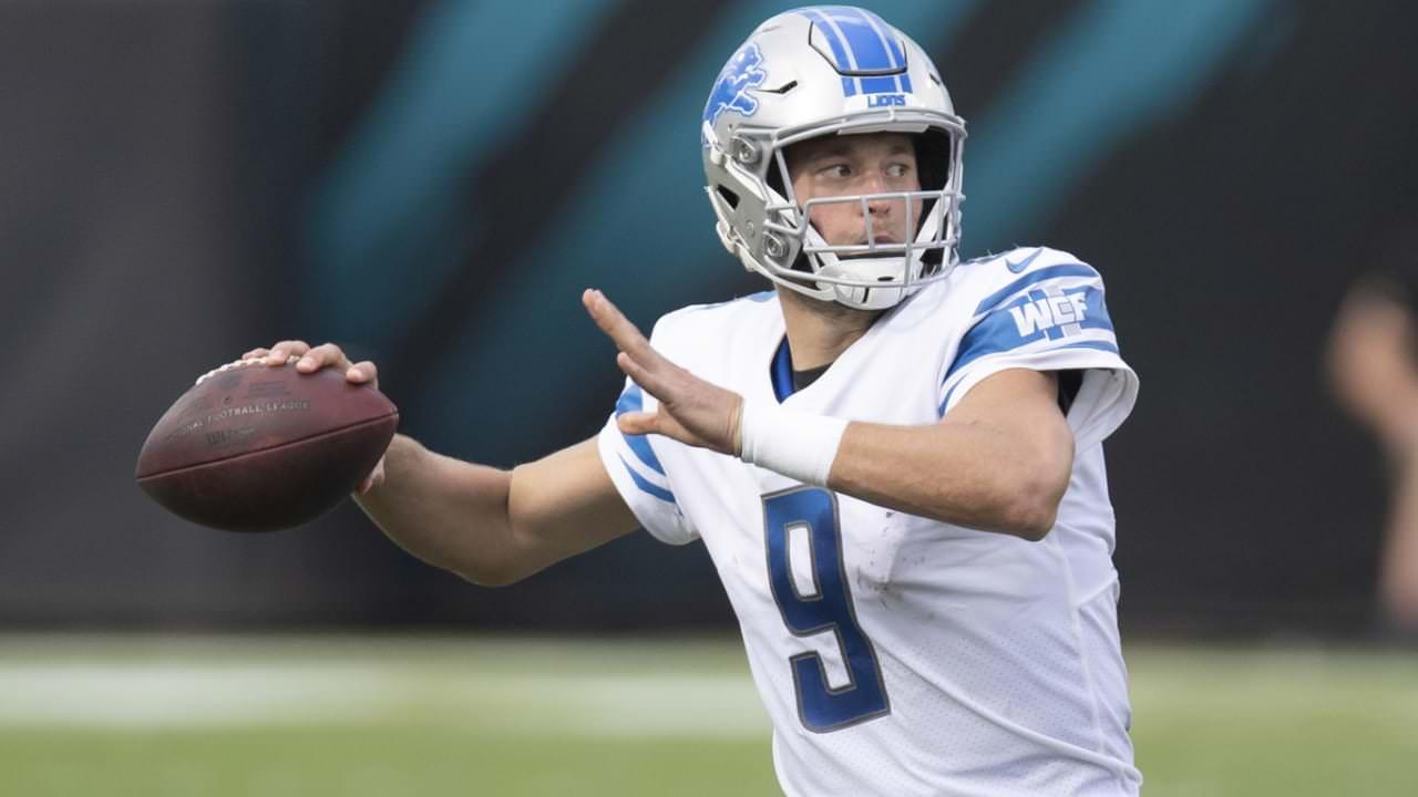 Lions QB Matthew Stafford pronto para partir após semana isolado – NFL.com