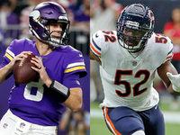 Semana 11 flexes incluem Vikings-Bears se mudar para SNF – NFL.com