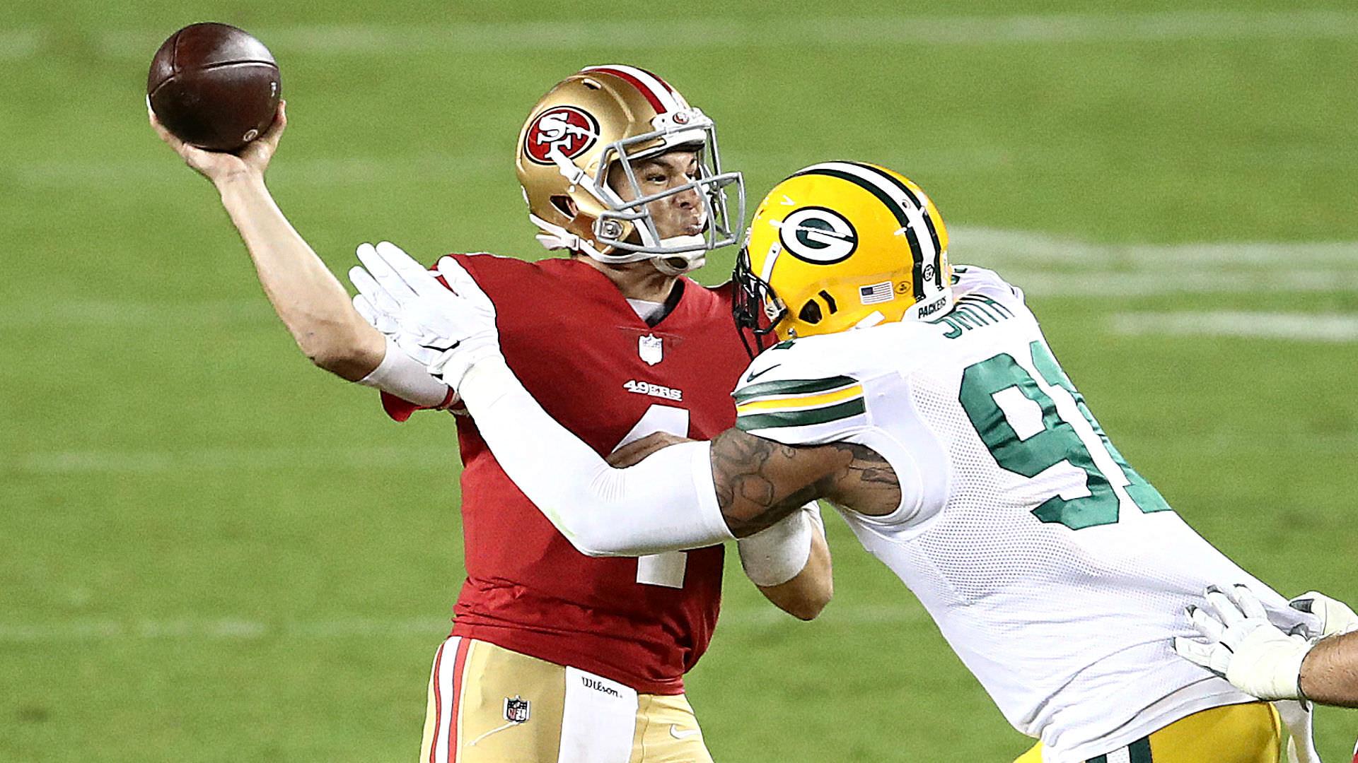 A confusão do Packers-49ers mostra COVID-19 se tornando uma ameaça maior para a programação da NFL