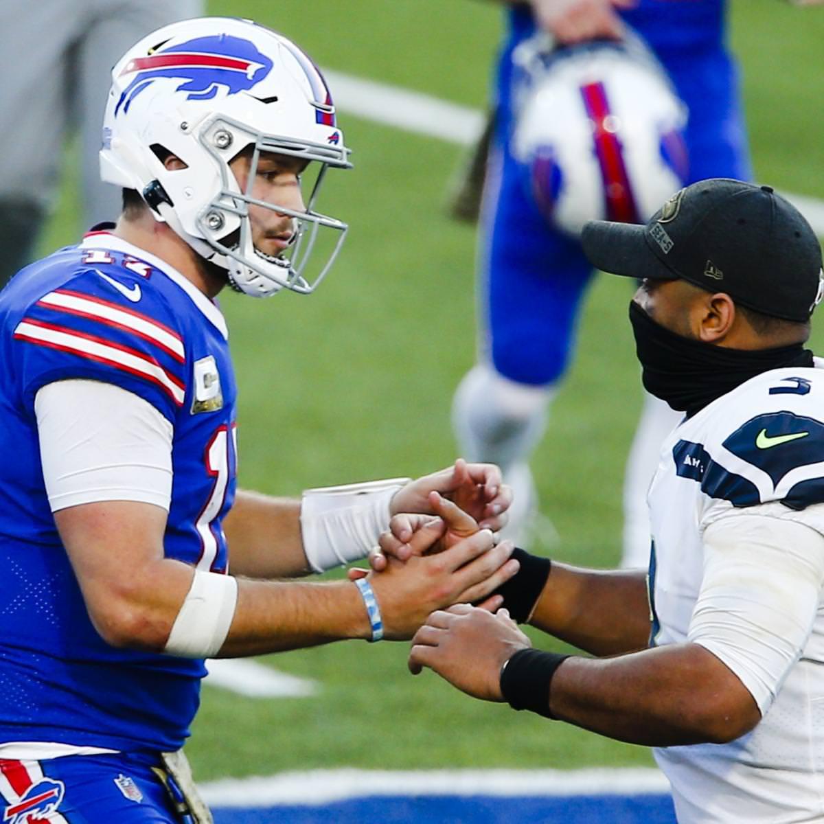 Perguntas sobre o quarterback da NFL surgindo da semana 9