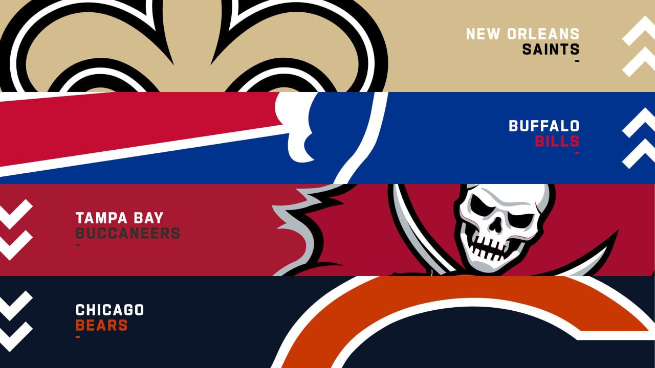 NFL Power Rankings, Week 10: Saints chegam aos três primeiros – NFL.com