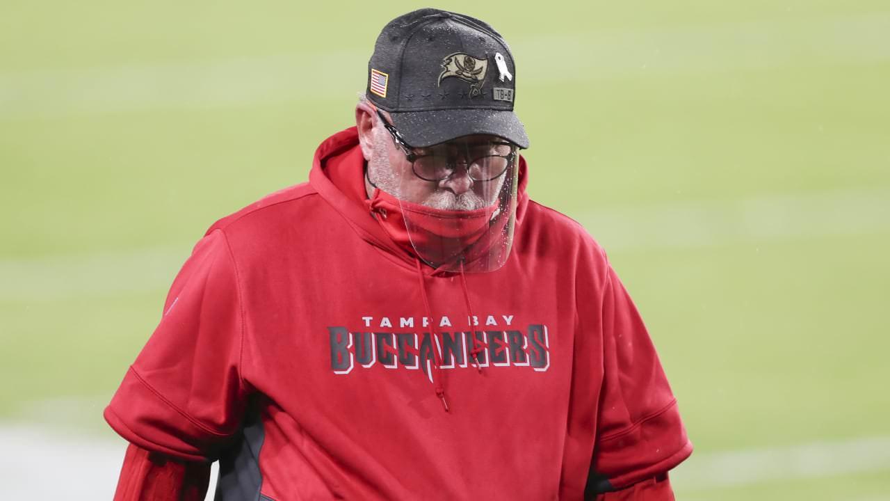 Bruce Arians, dos corsários, após derrota repentina: 'Não acho que nossa confiança tenha sido abalada nem um pouco' – NFL.com