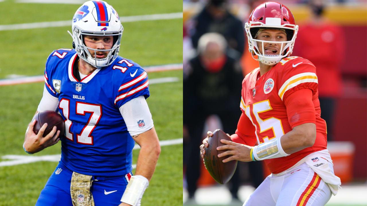Estatísticas e recordes da NFL, Semana 9: Josh Allen e Patrick Mahomes estabeleceram novas marcas – NFL.com