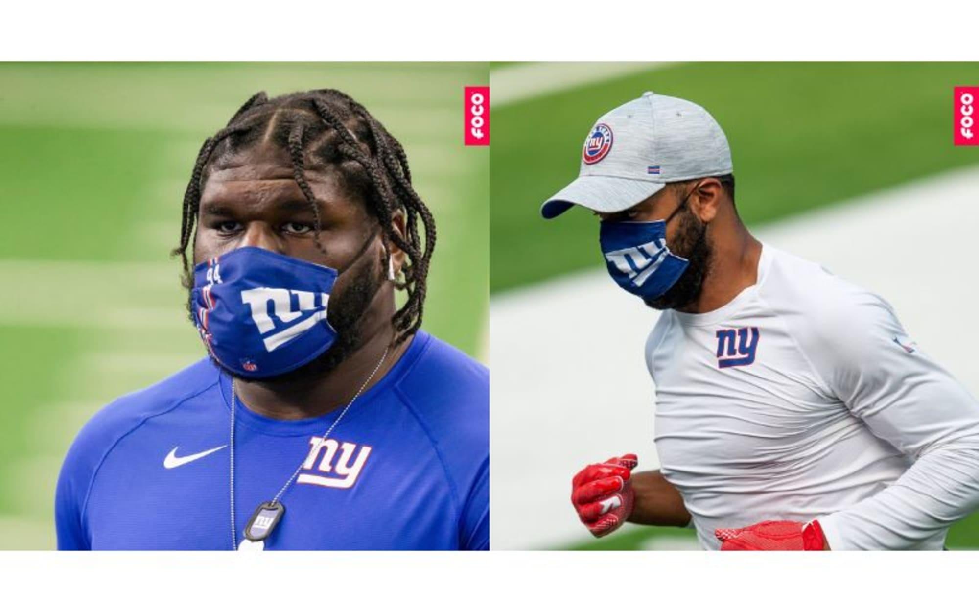 Rock the same face covers que seus jogadores favoritos da NFL com FOCO