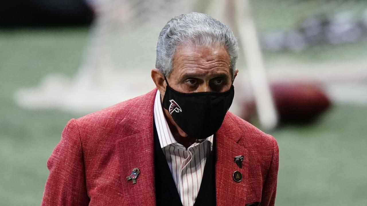 Arthur Blank diz que Falcons HC, GM search será 'rico com diversos candidatos' – NFL.com