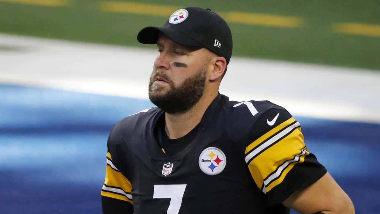 Ben Roethlisberger entre quatro Steelers adicionado à lista de reserva / COVID-19 – NFL.com