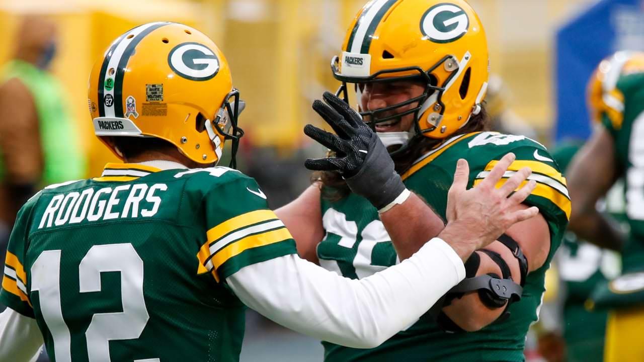 David Bakhtiari, Packers concorda com extensão de $ 105,5 milhões de quatro anos – NFL.com
