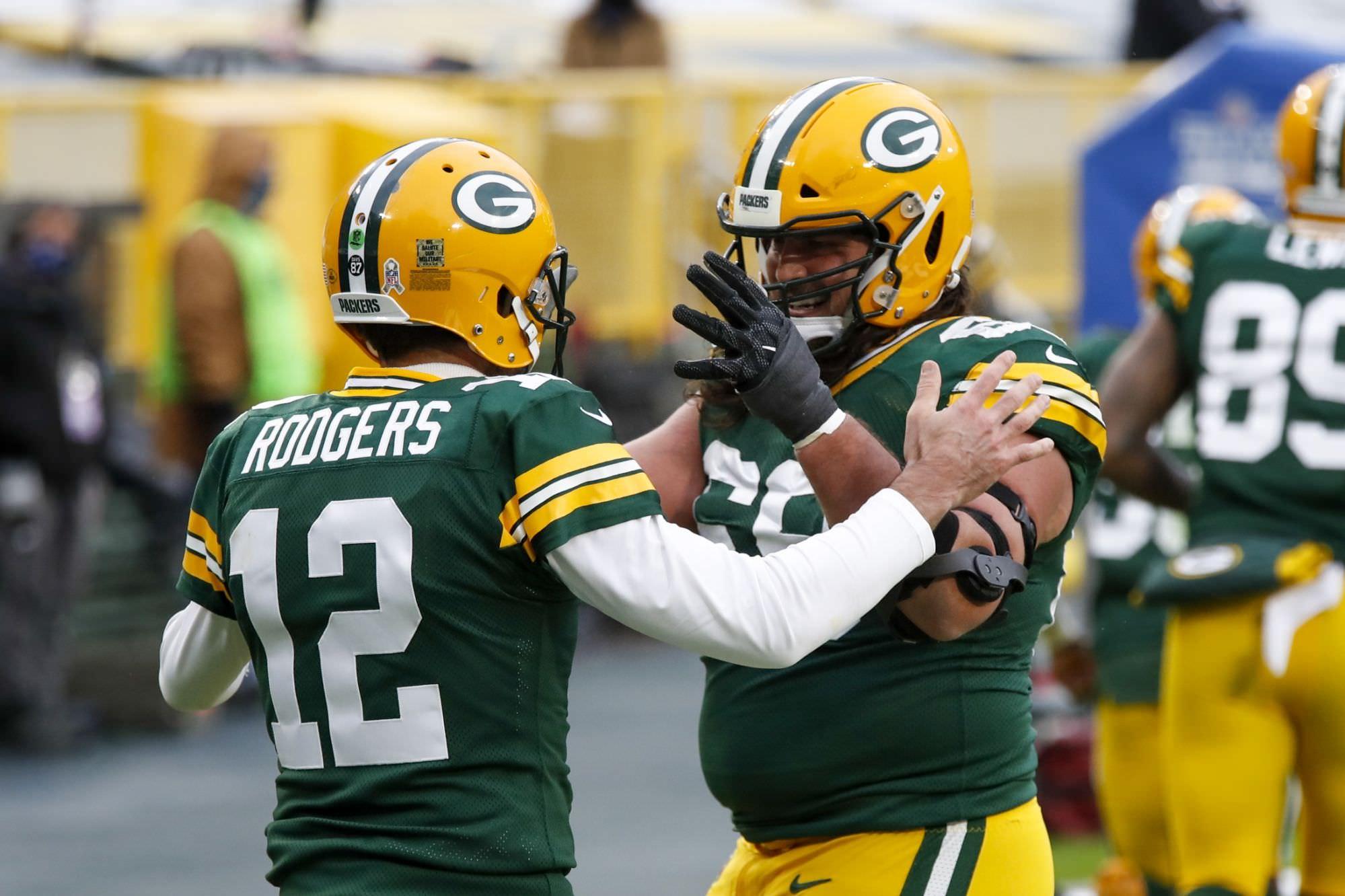 Relatório: Packers fazem de David Bakhtiari o atacante ofensivo mais bem pago da história da NFL