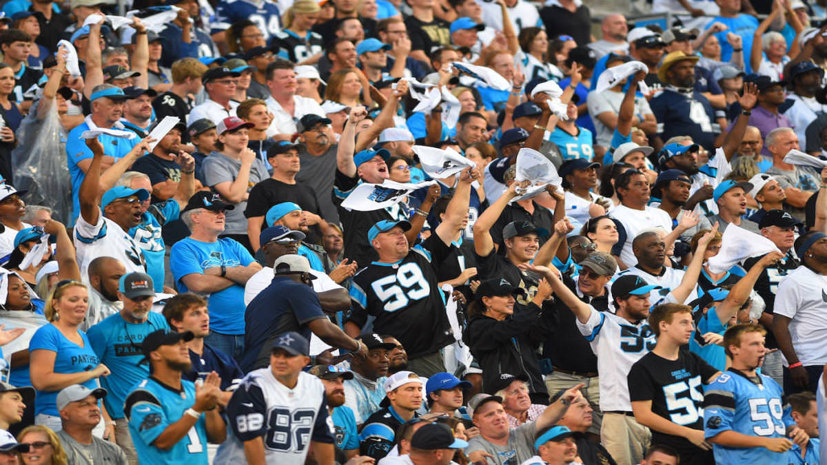 Panthers vs. Buccaneers transmissão ao vivo, canal de TV: como assistir NFL na TV, transmissão online