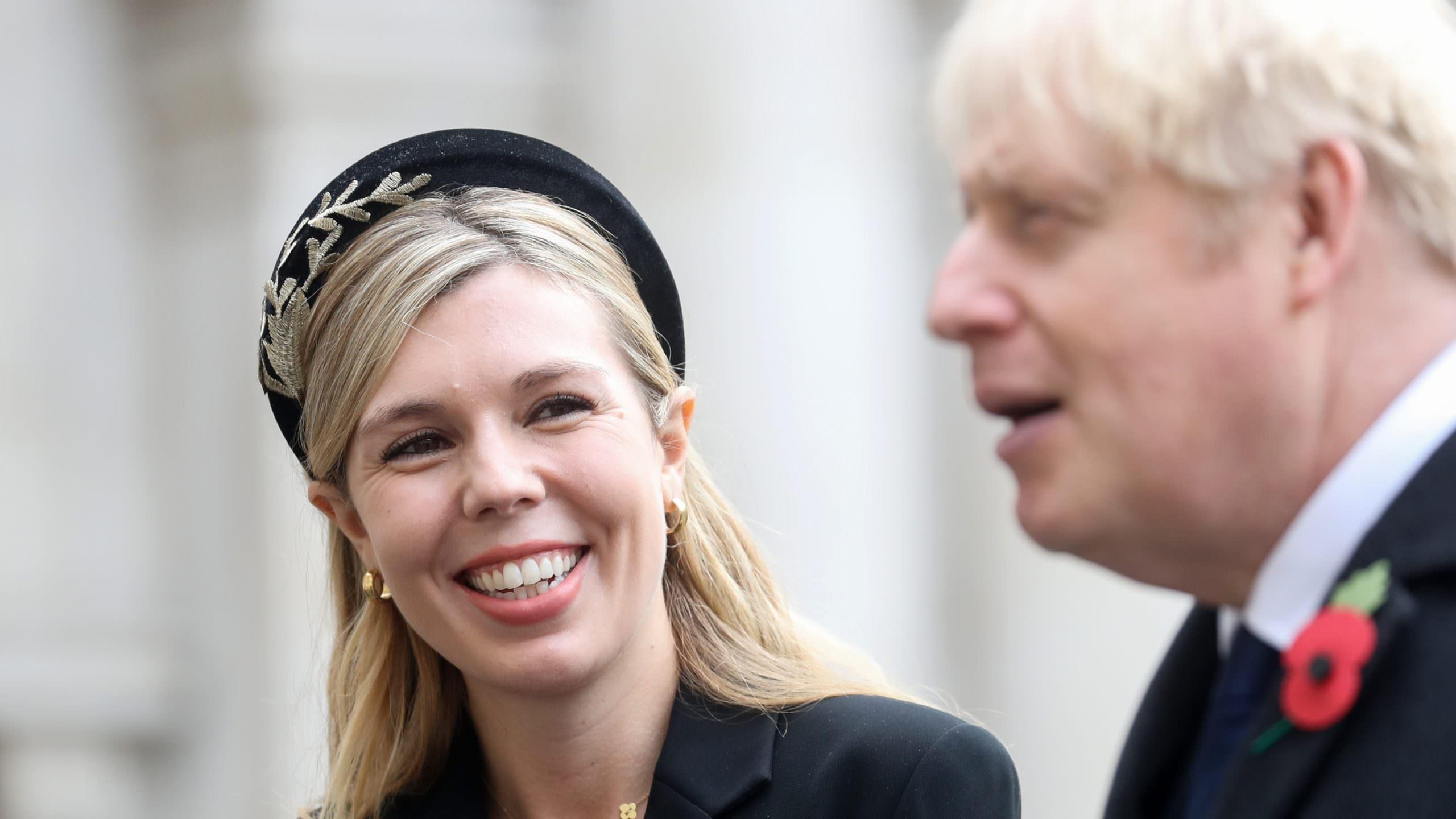 Carrie Symonds tem muita influência sobre Boris Johnson?