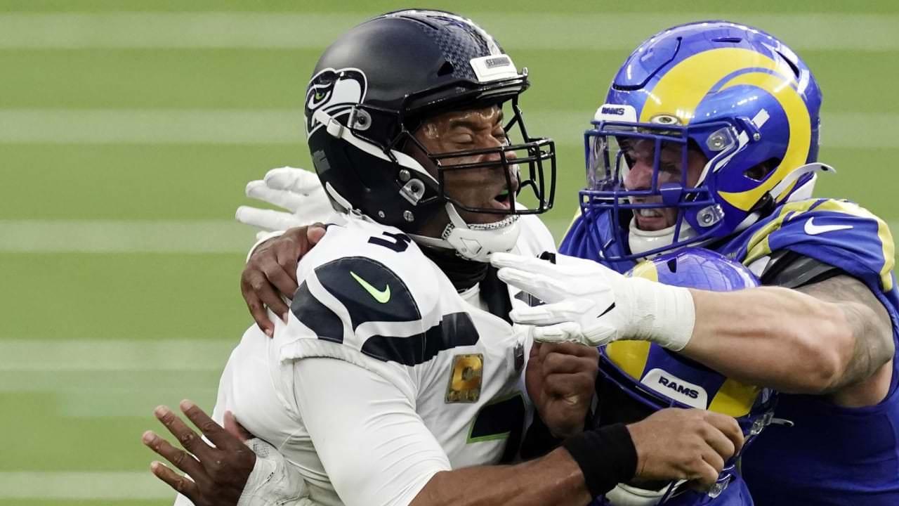Russell Wilson em um dia ruim vs. Rams: 'Não está em ninguém além de mim' – NFL.com