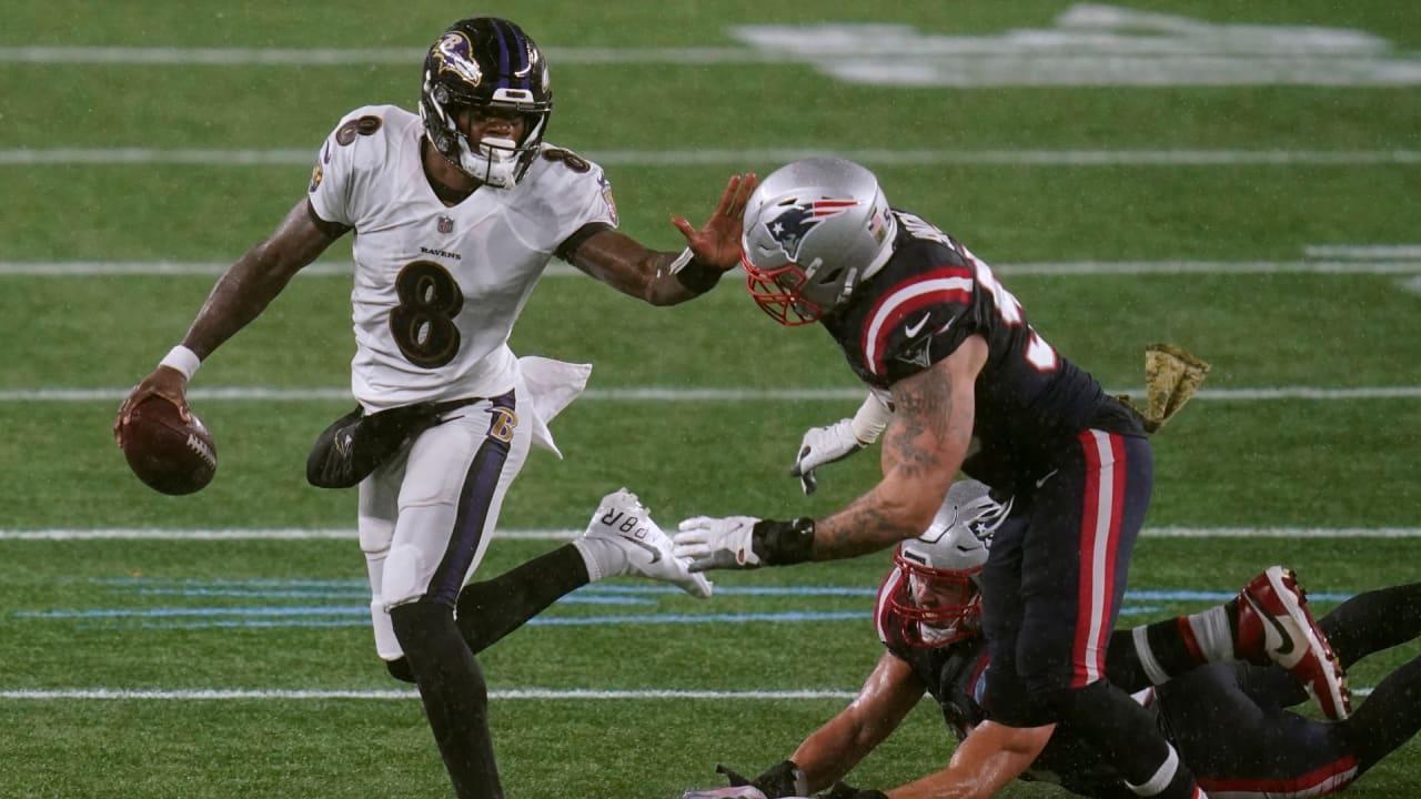 Lamar Jackson: Ravens 'irritou' após derrota para Patriots – NFL.com