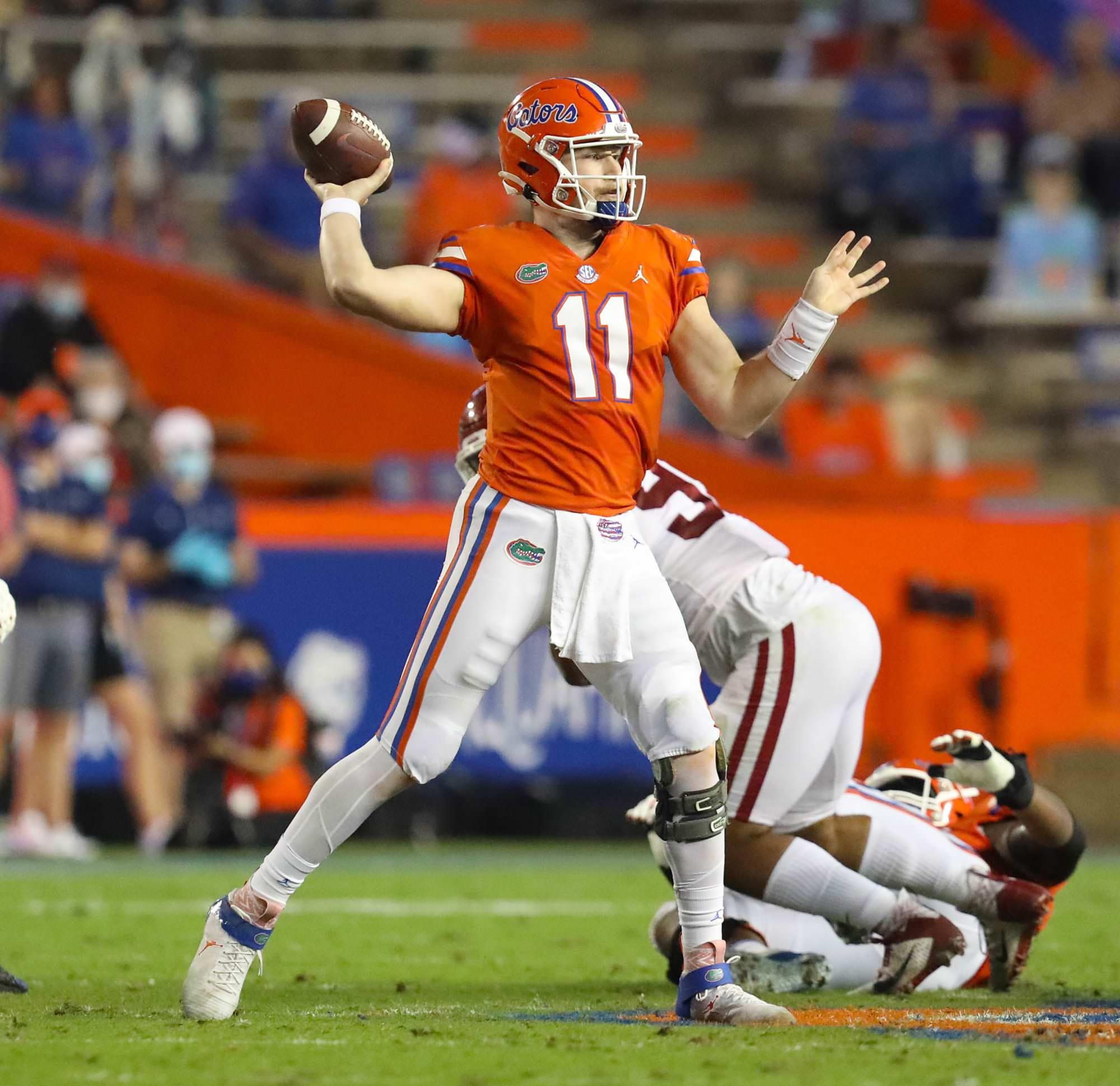 Estudo de filme de Kyle Trask: o estoque de NFL Draft da Florida QB dispara com ascensão semelhante a Joe Burrow