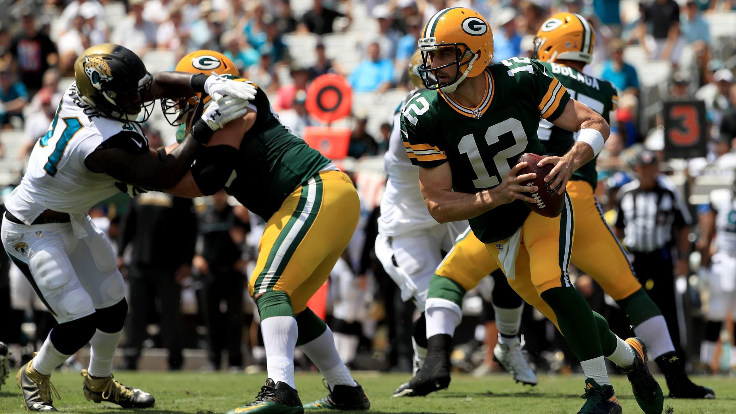 Jaguars vs Packers ao vivo: como assistir jogos online da semana 10 da NFL de qualquer lugar