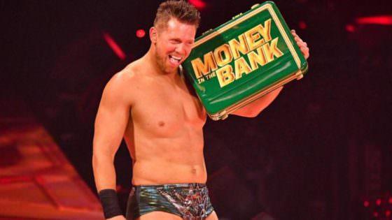Revelado o enorme spoiler do plano da WWE para o contrato do dinheiro no banco