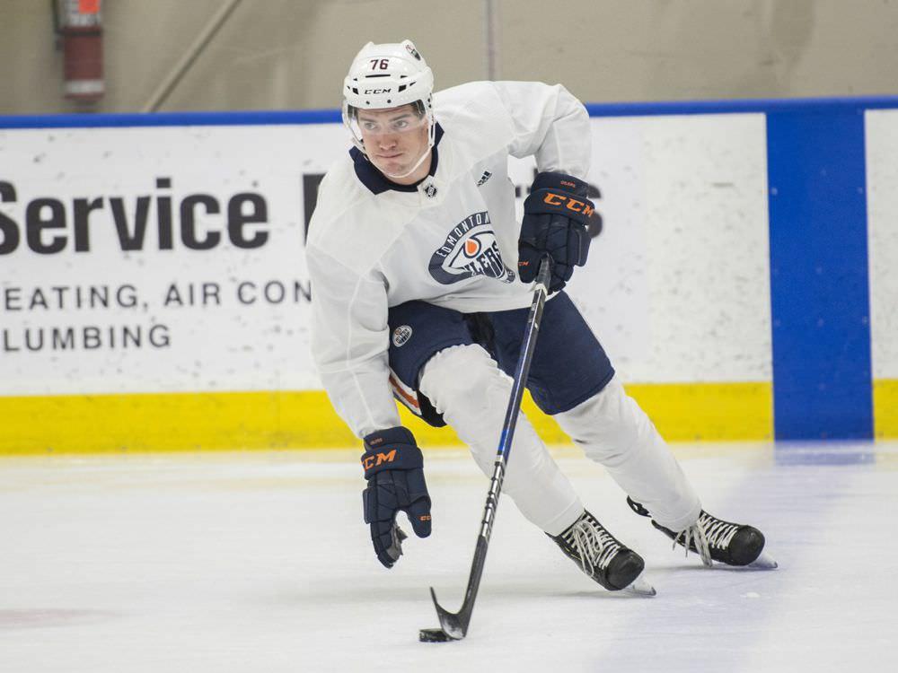 Como a Ivy League acabou de cancelar toda a temporada, a perspectiva de Phil Kemp da Edmonton Oilers pode estar em um ponto de inflexão