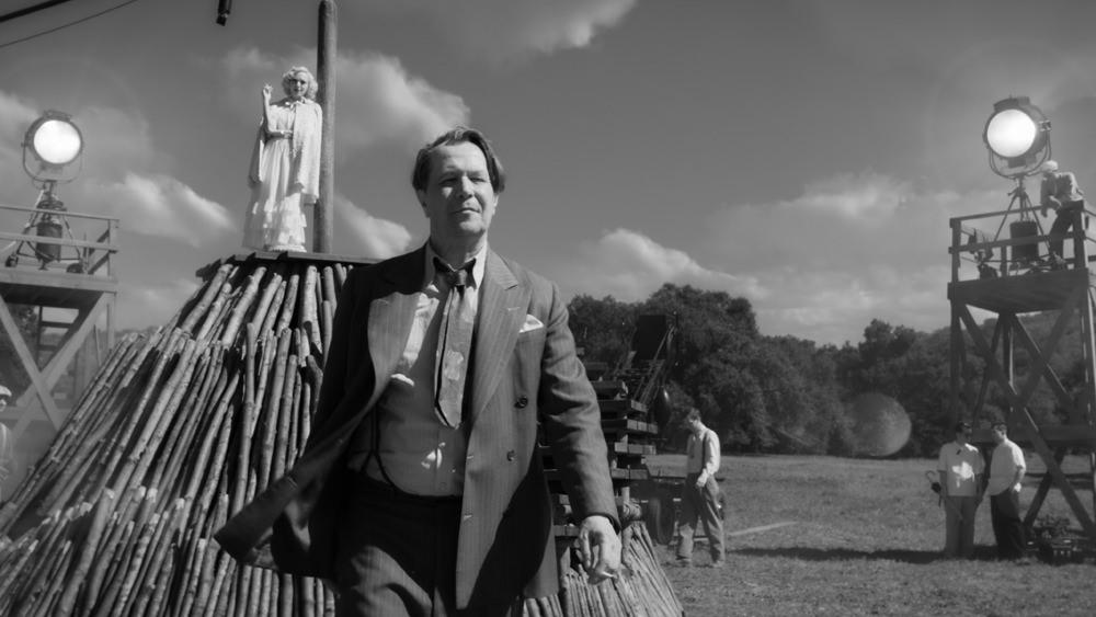 'Mank' DP Erik Messerschmidt sobre a influência de Gregg Toland, trabalhando com David Fincher