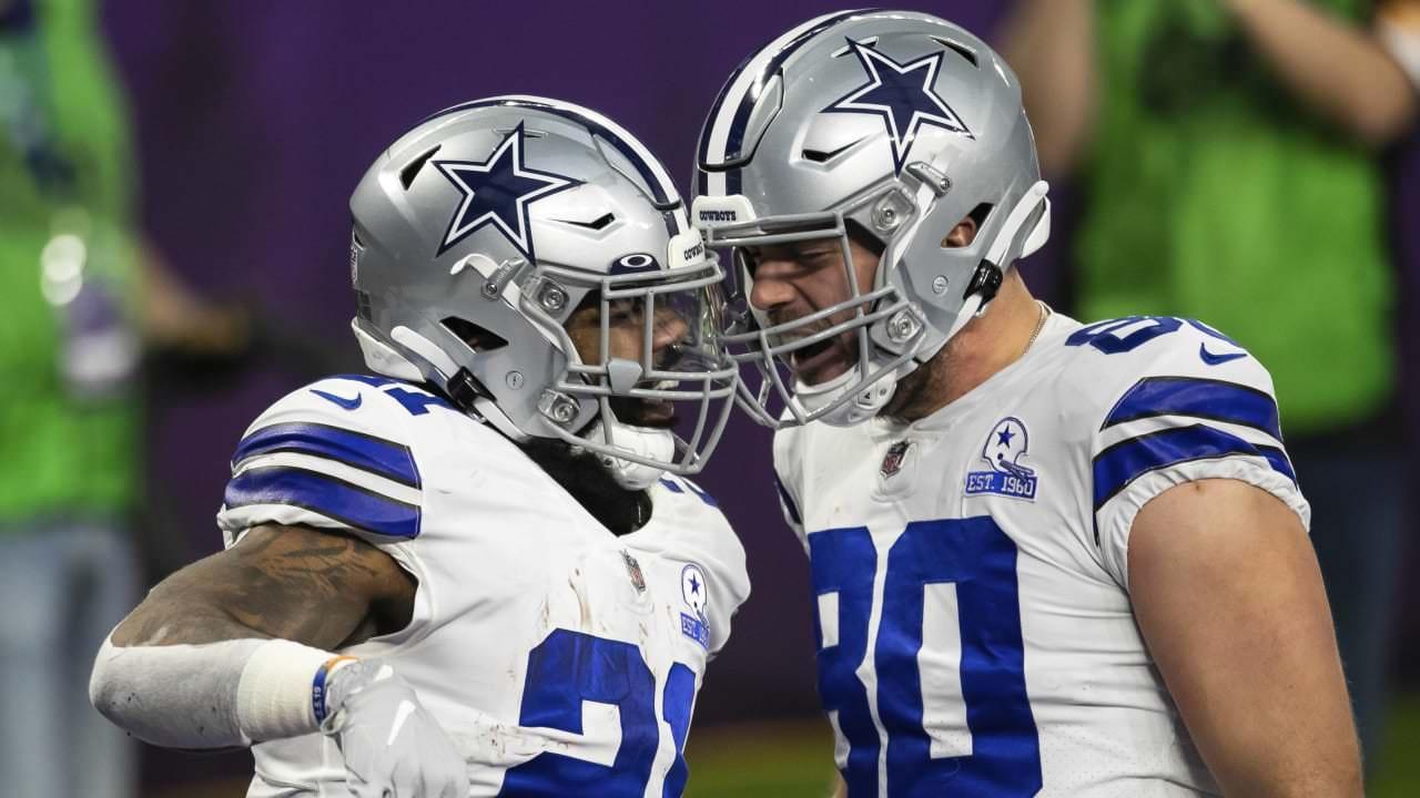 Ezekiel Elliott: Cowboys 'exatamente onde precisamos estar' na NFC East – NFL.com