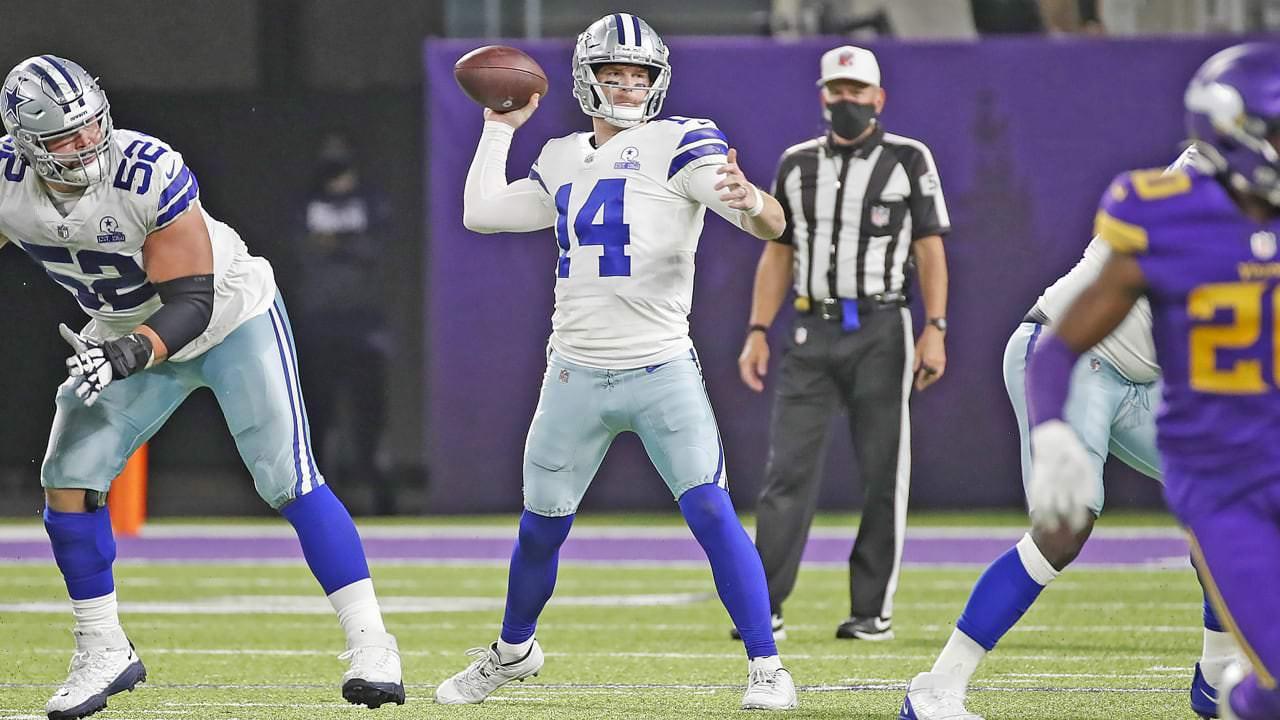 Reações exageradas da NFL, Semana 11: Cowboys são um bloqueio na NFC East – NFL.com
