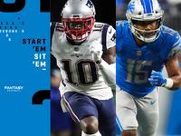 Start 'Em, Sit' Em Semana 10: Receptores Wide – NFL.com